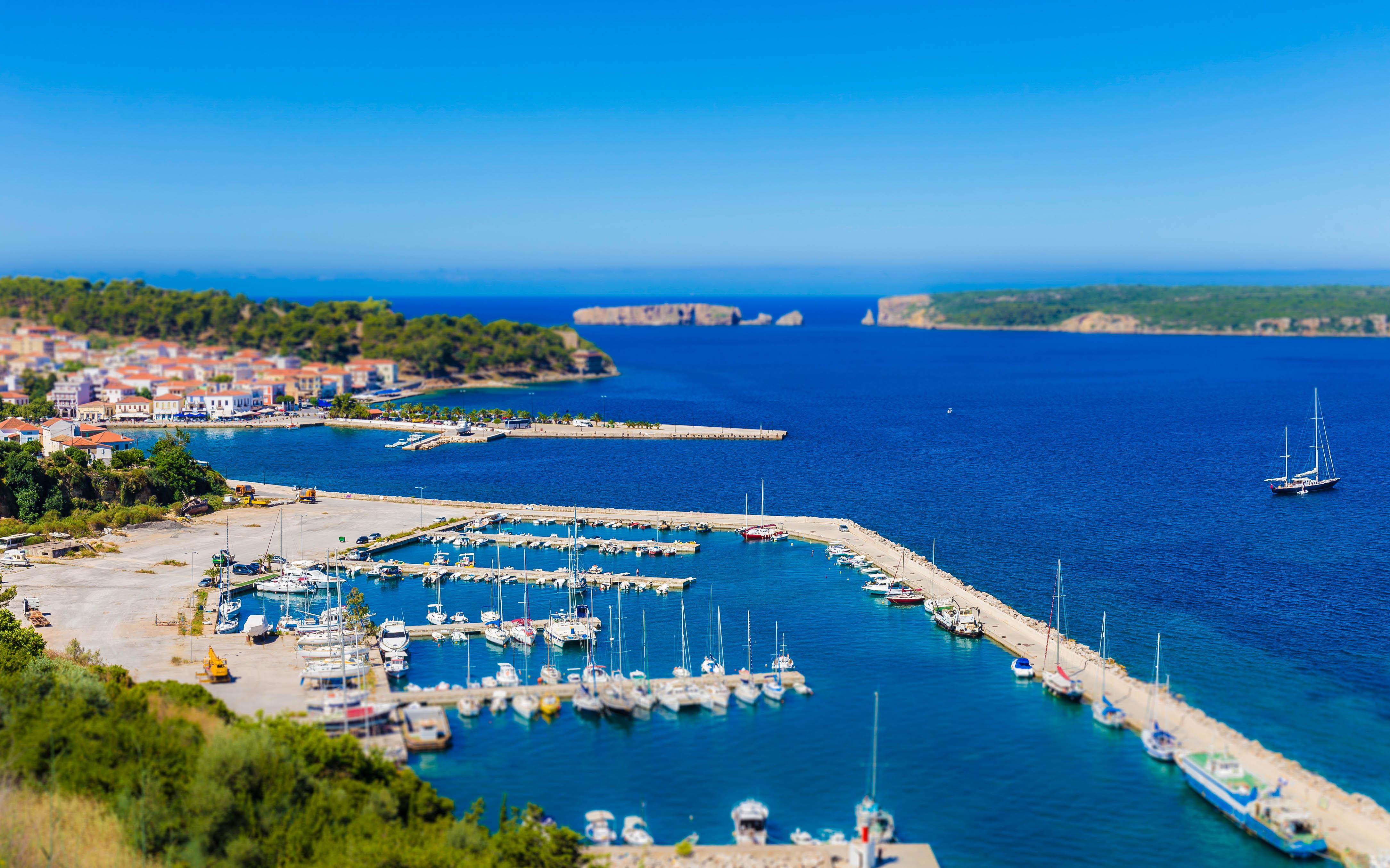 Griechenland Festland Peloponnes
