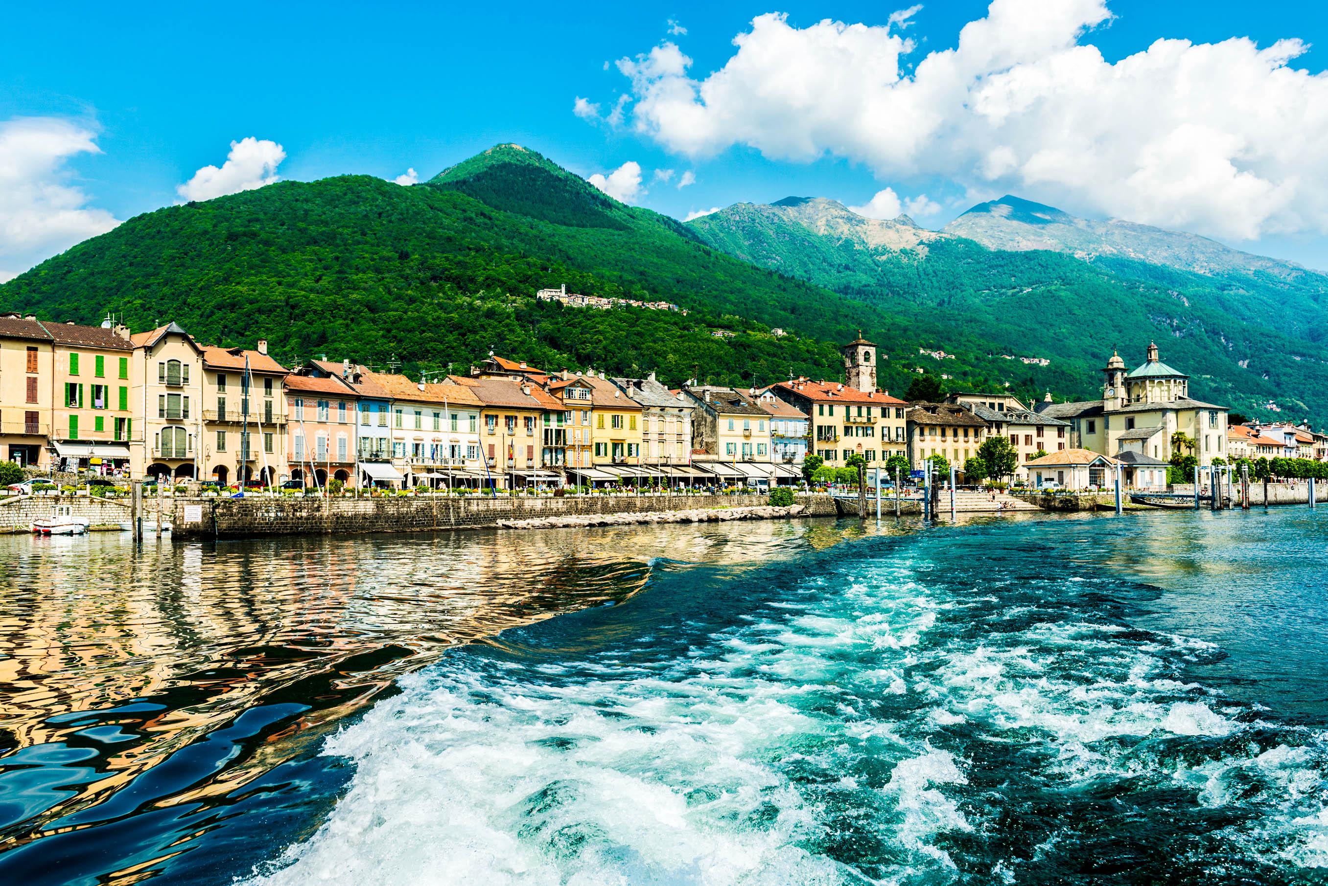 3 Tage Am Lago Maggiore Im 4 Hotel Inkl F F R Nur 99