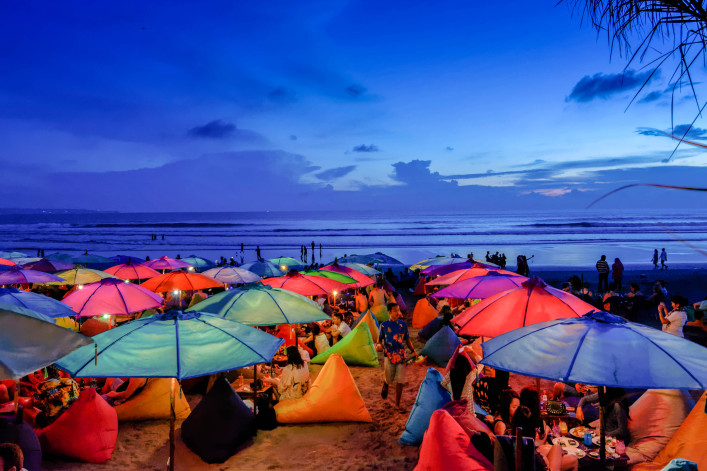 Chill Out by Seminyak's Beach