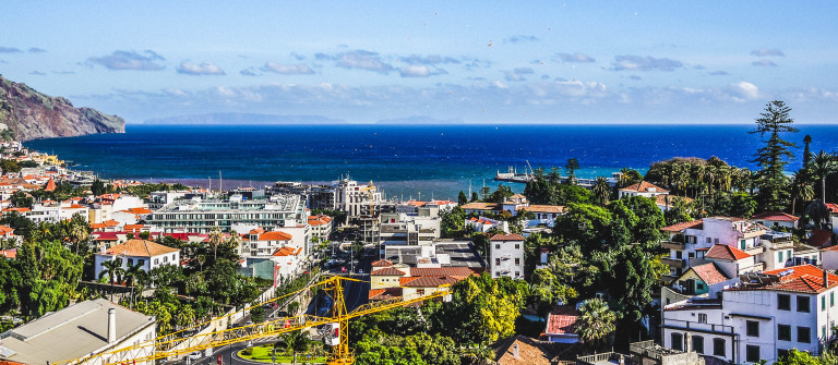 Funchal Madeira Portugal iStock_000031762668_Large-2