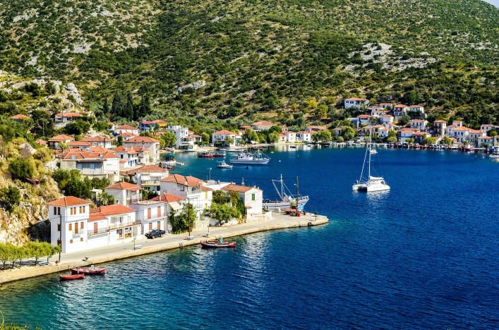 Greece, Pilion Peninsula, Agia Kiriaki village shutterstock_86230915-2