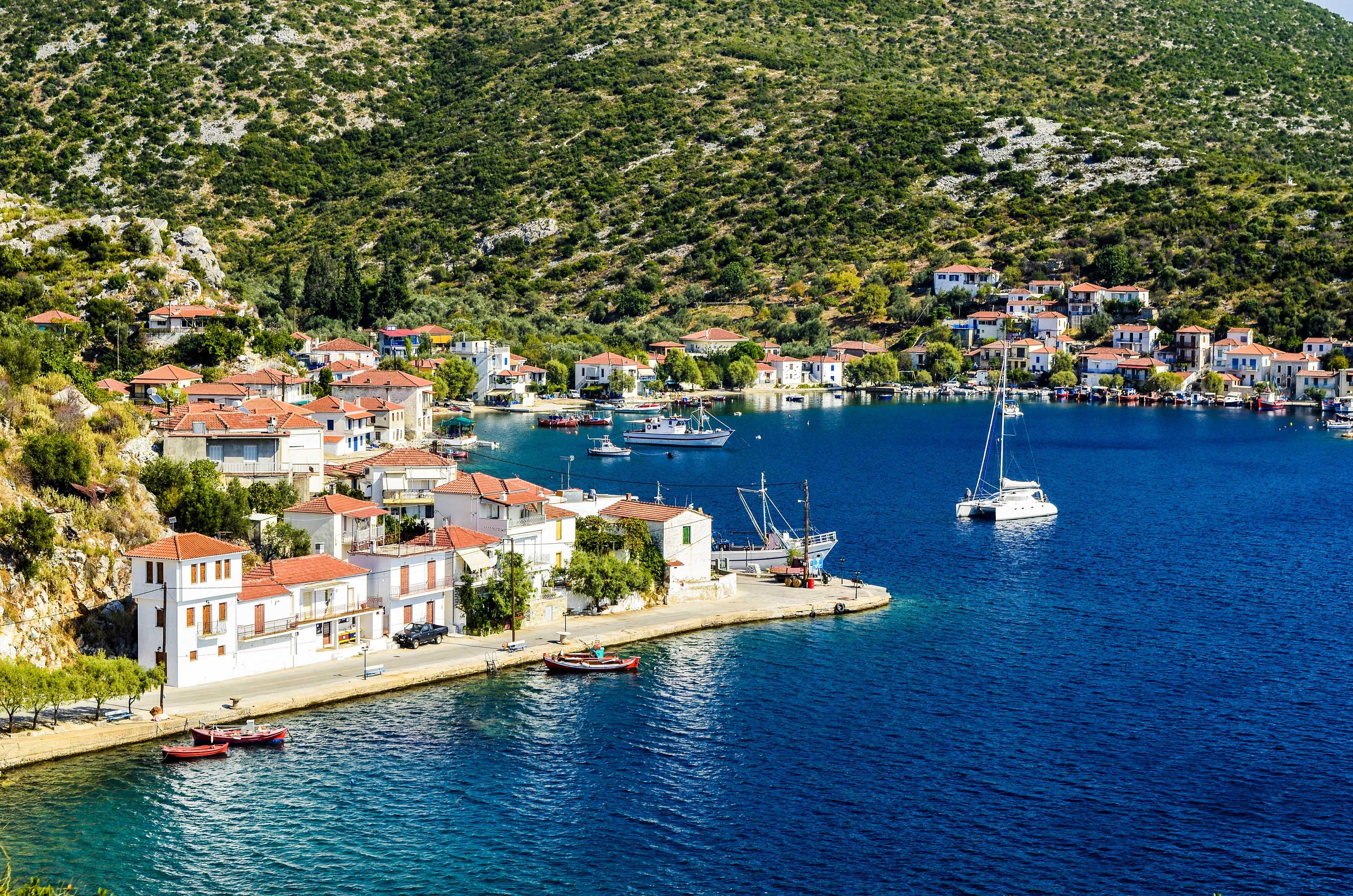 Griechenland Pilion Festland