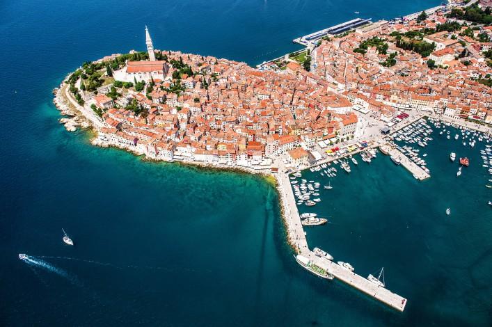 Rovinj Kroatien Istrien