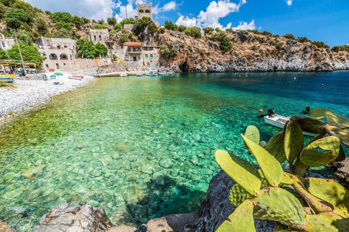 Peloponnese Harbour