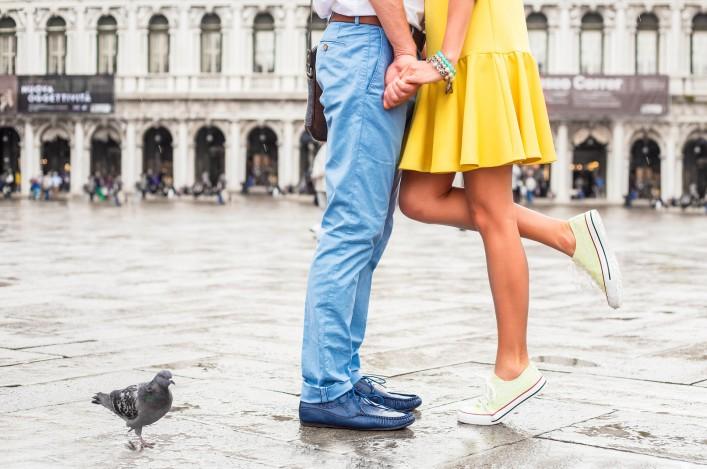 Liebesurlaub in Venedig