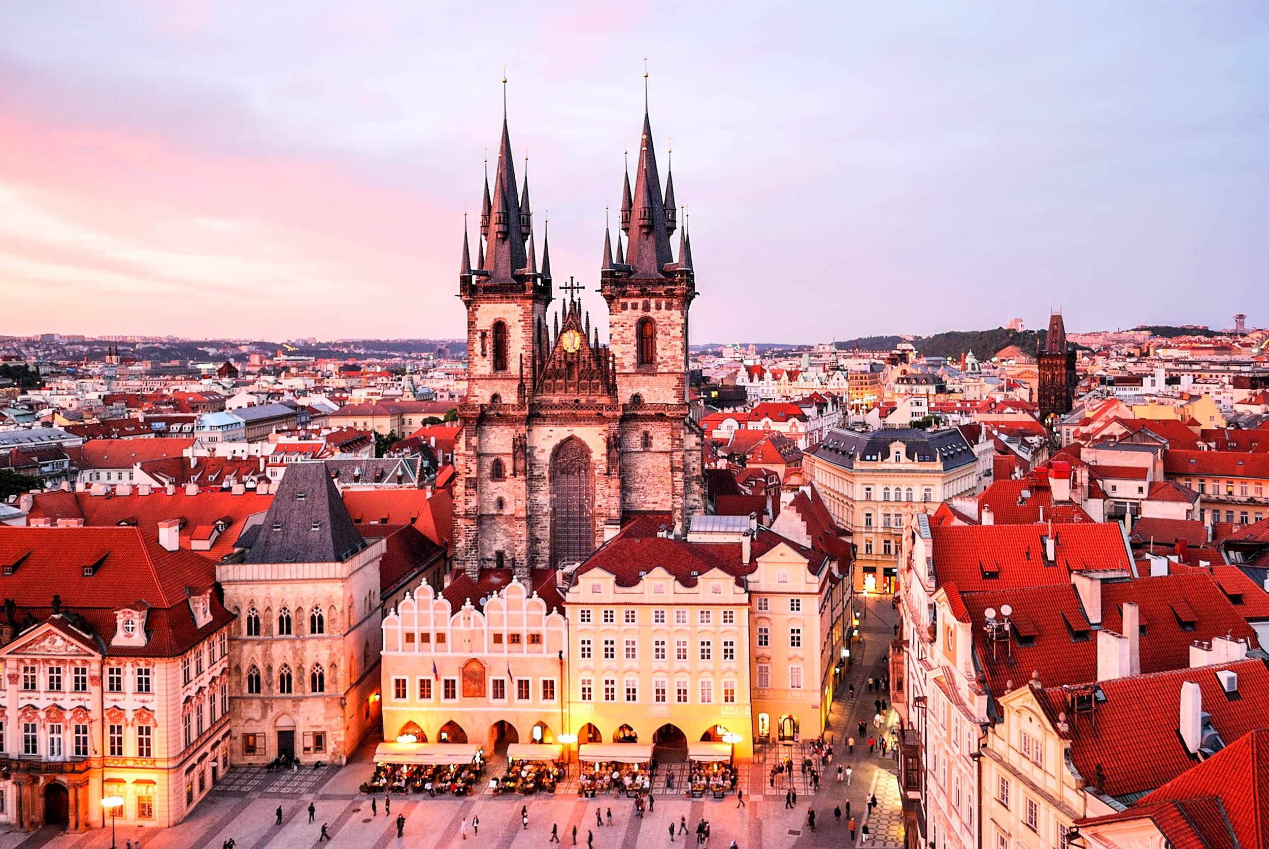 Hotel Park Inn In Prag