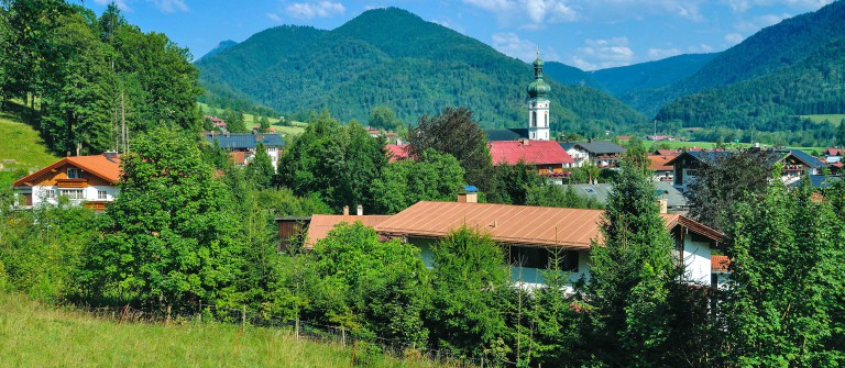 Reit im Winkl Chiemgau