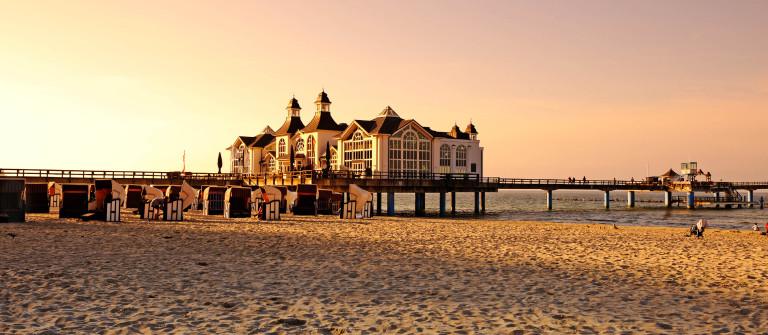 Rügen Beach Sunset iStock_000013519350_Large-2