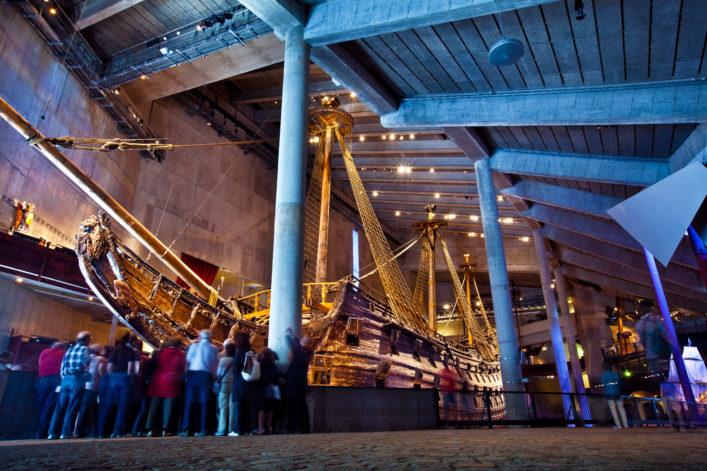 Stockholm Tipps Vasa Museum