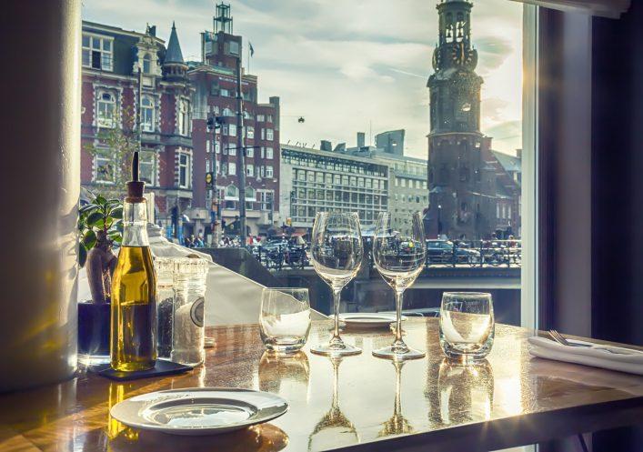 Silvester in Amsterdam, Dinner, Restaurant, Tipps