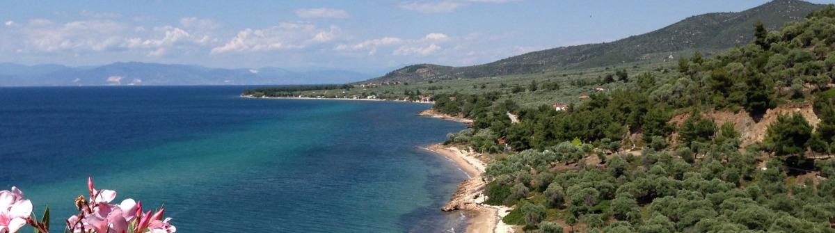 Thassos Griechenland Grüne Insel