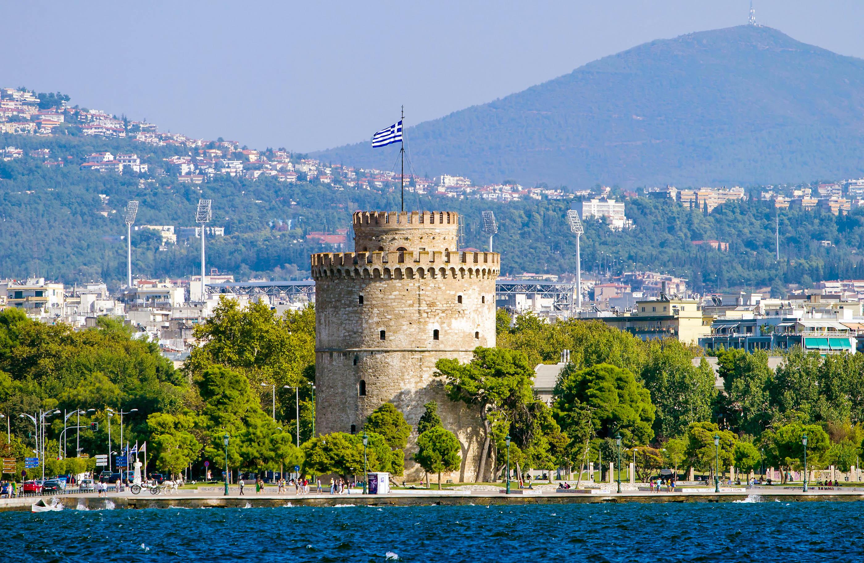 Griechenland Festland Thessaloniki
