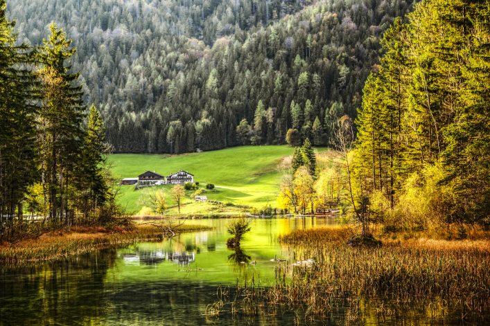 Radwege Deutschland Donauradweg Bayerischer Wald