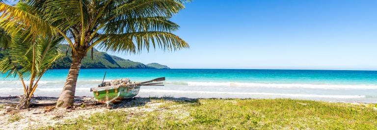 Dominican Republic Karibik shutterstock_219185569
