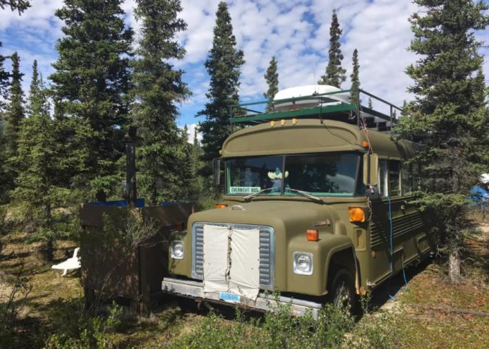 Camper Vans, Alaska