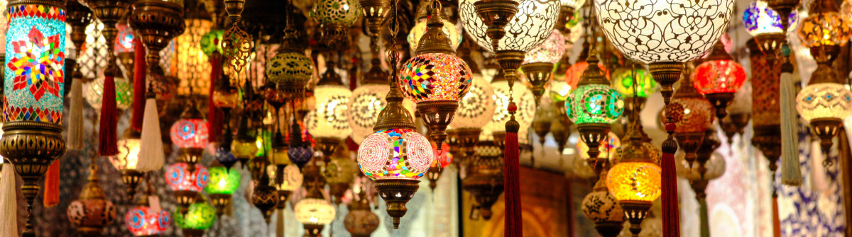 eastern lanterns