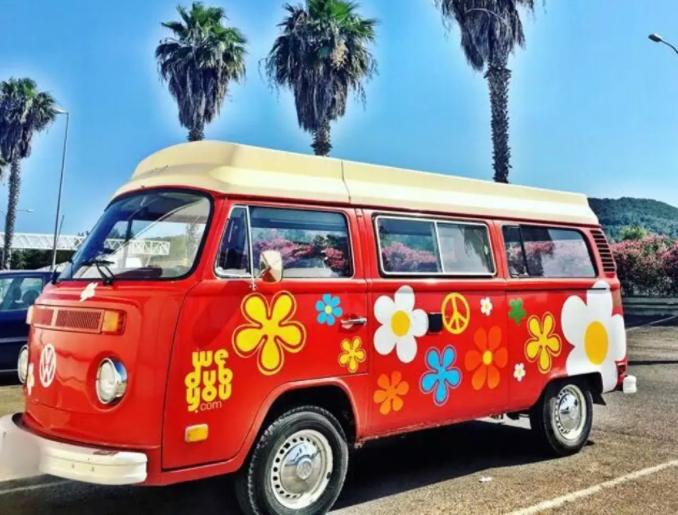 Camper Vans, Ibiza