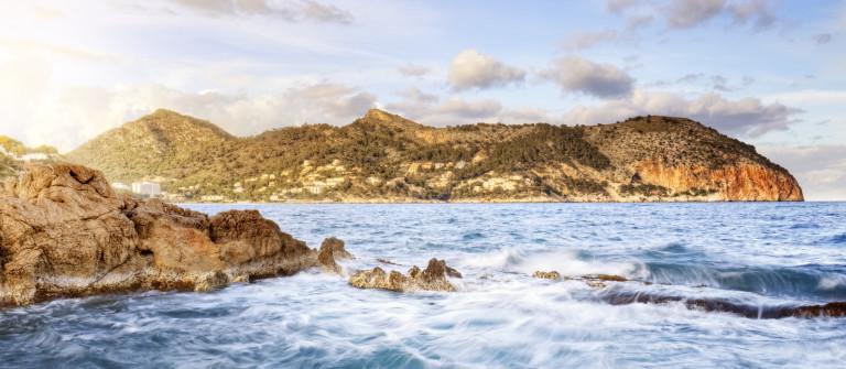 Mallorca Coast of Canyamel iStock_000017802155_Large