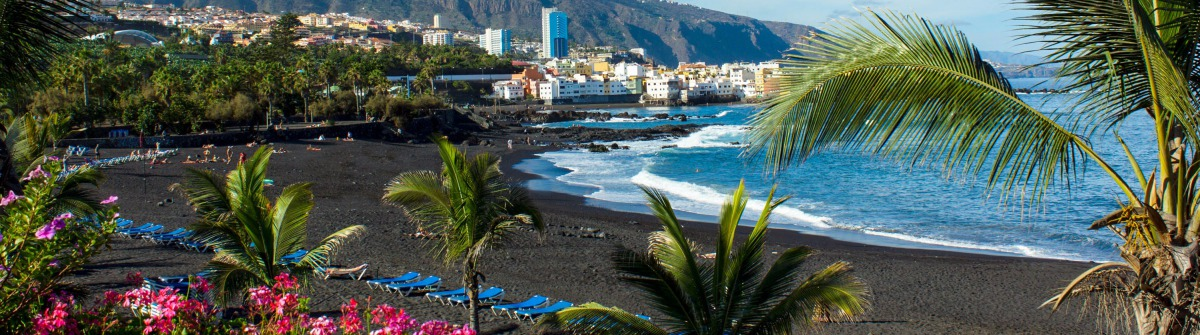 """playa Jardin, Tenerife, Spain"""