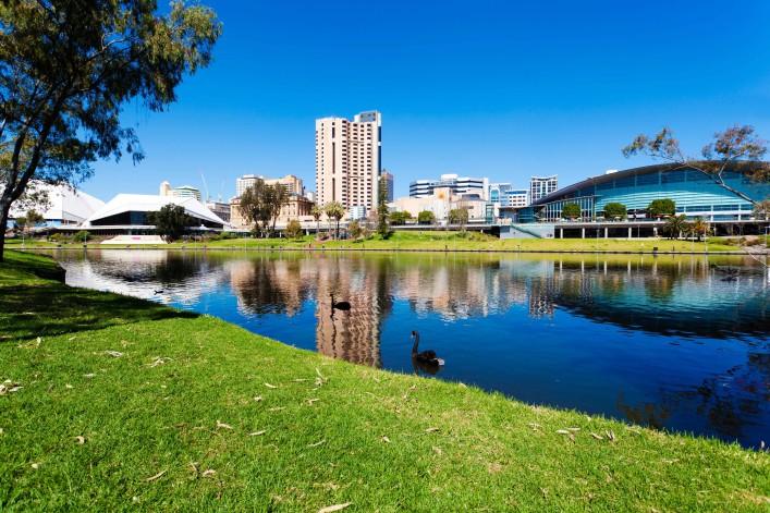 Adelaide Stadt
