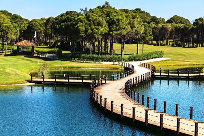 Golfreisen Türkei Belek