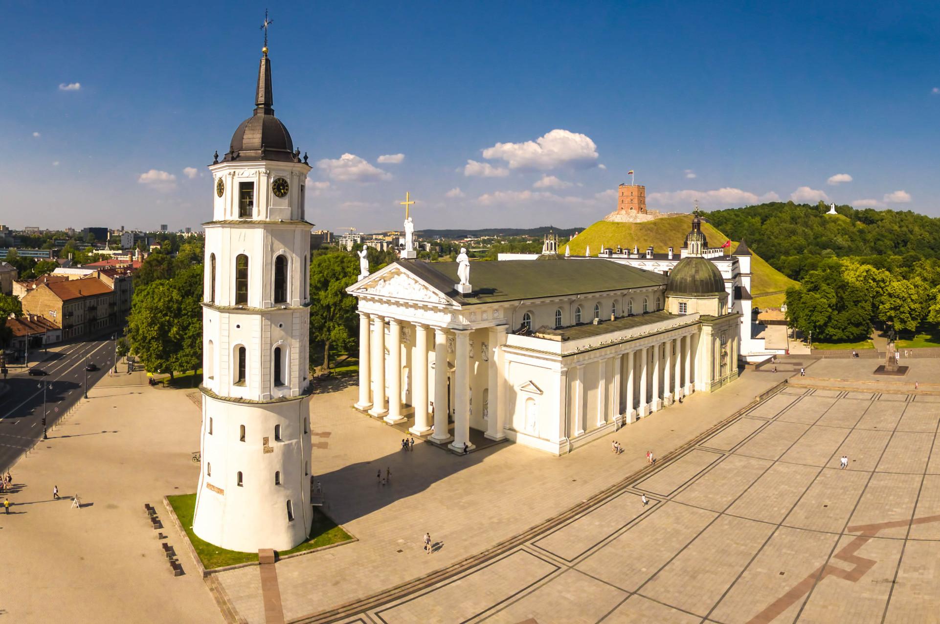 Vilnius Tipps Kathedrale St. Stanislaus