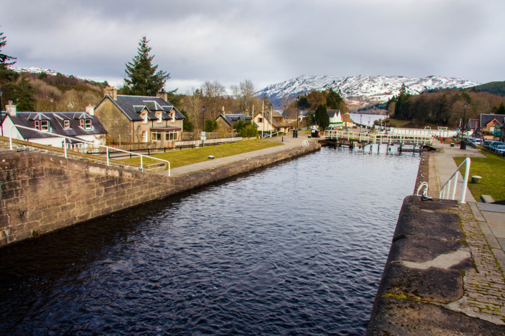 Caledonian channel