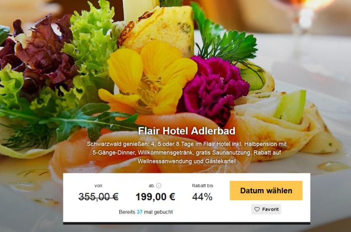 flair hotel TB