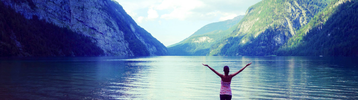 Freedom at K?nigssee, Germany