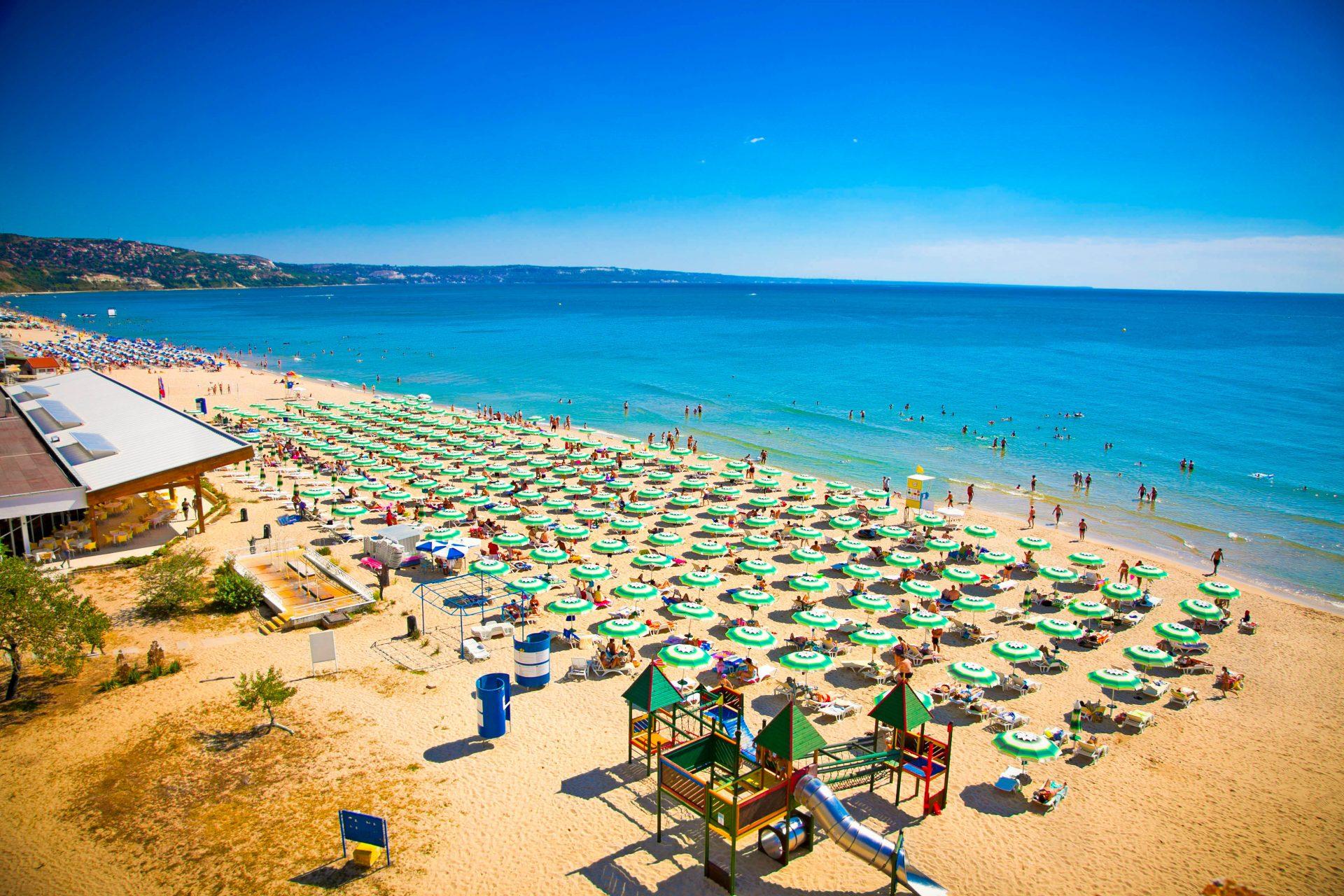 Der Goldstrand Bulgarien ist ein echter Besuchermagnet