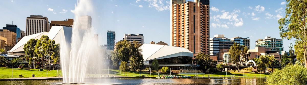 Adelaide Australien Stadt