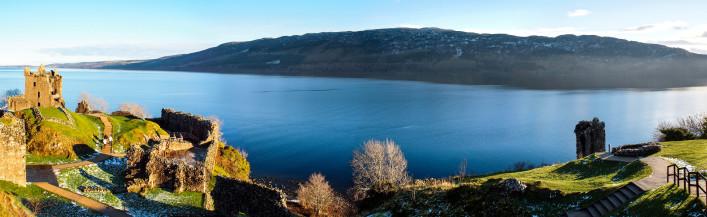 Urquhart Castle/Loch Ness