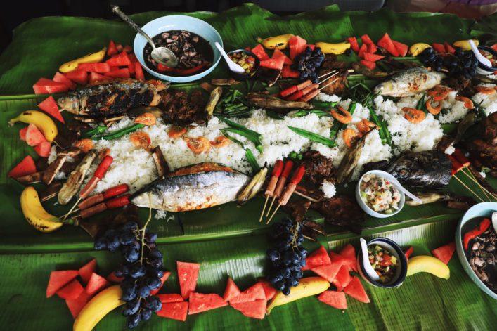 Philippinen Tipps Küche, Essen