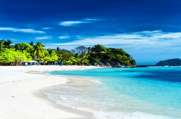 Philippinen Tipps White Sand Beach