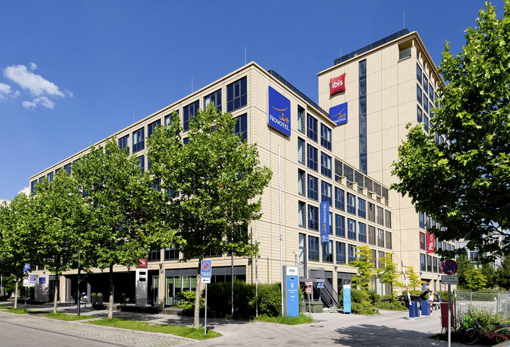 Hotel Ibis Parkstadt Schwabing