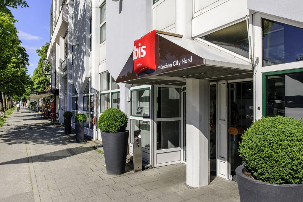 Ibis City Hotel Munchen