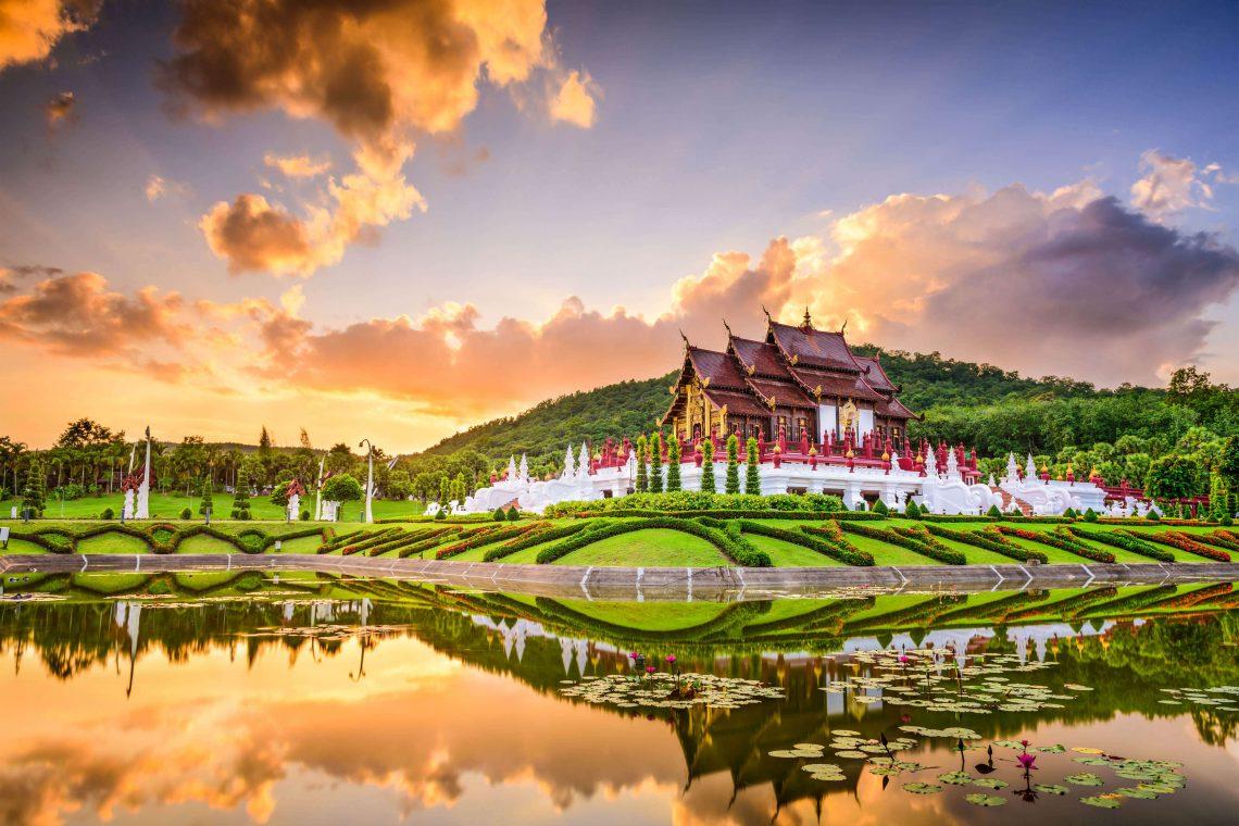 beste Reisezeit für Nordthailand