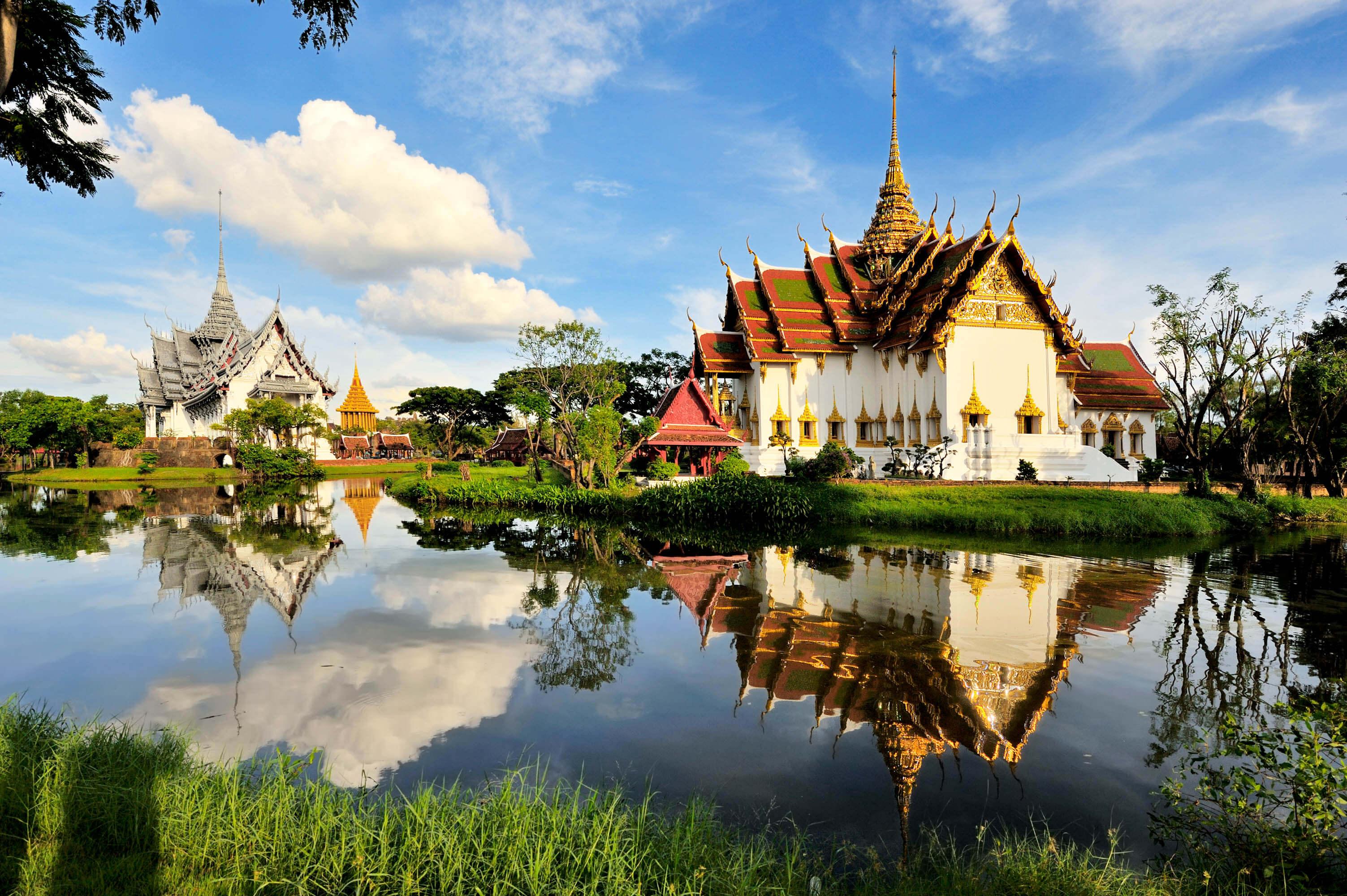 Beste reisezeit Zentralthailand