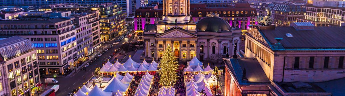 Weihnachtsshopping in Berlin Weihnachtsmarkt