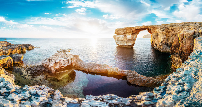 Azure Window Game of Thrones Malta