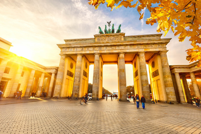 Berlin Germany Shutterstock 149620307