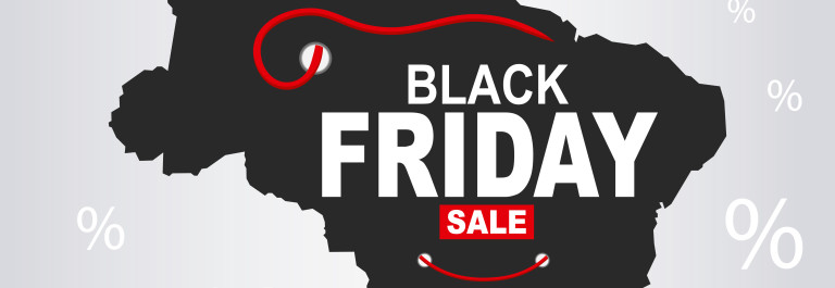 Black friday sale shutterstock_333310274