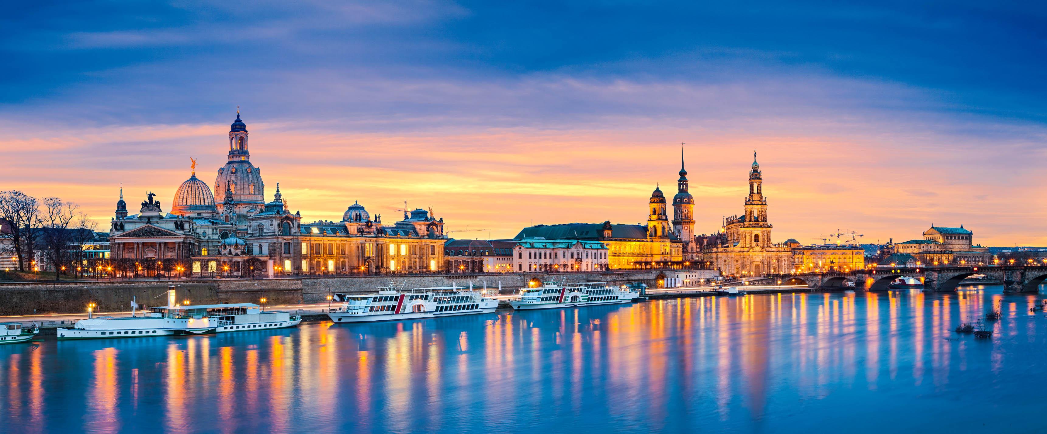 Luxushotel In Dresden 3 Tage Mit Fr 252 Hst 252 Ck F 252 R Nur 96