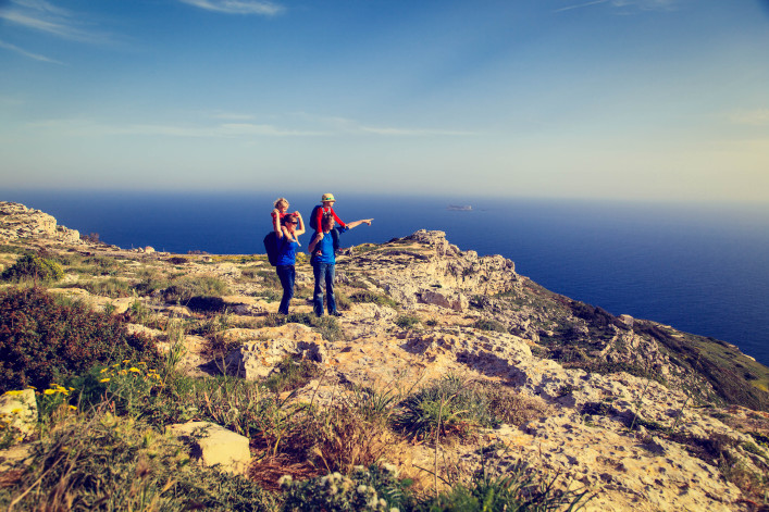 Aktivitäten auf Malta