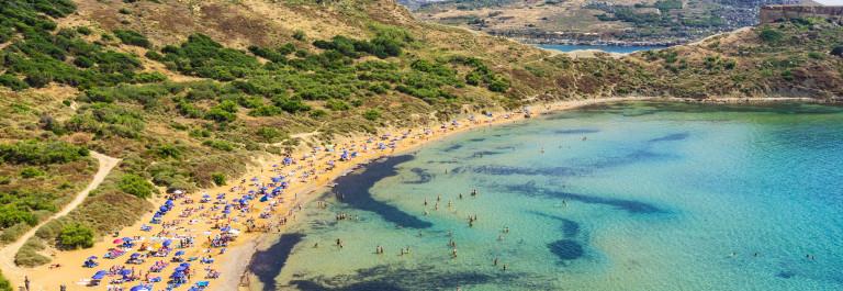 Strände auf Malta