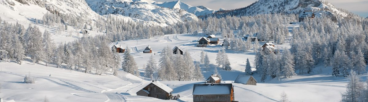 Ski Chalet – Alpine Huts right by the slopes
