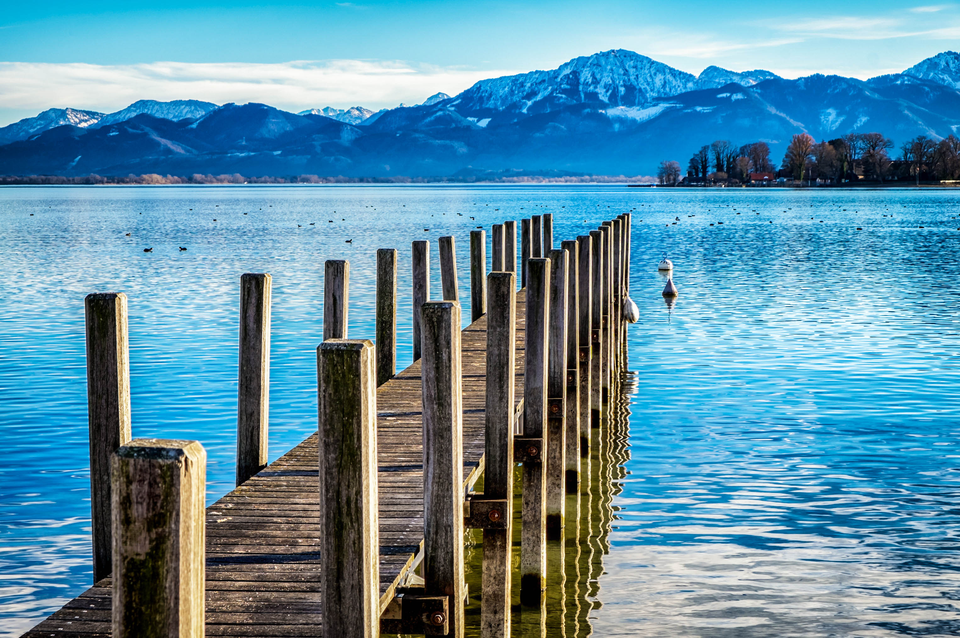 Hotels Chiemsee  Sterne