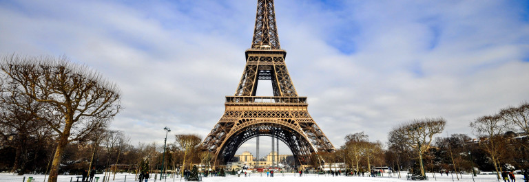 Paris Winter shutterstock_134817323-2