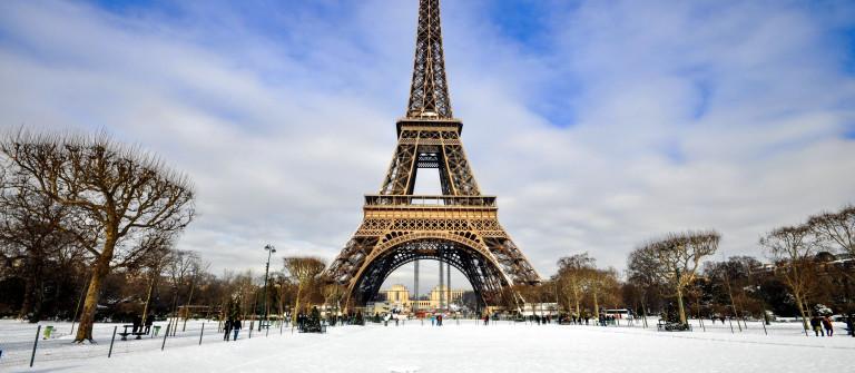 Paris Winter shutterstock_134817323-2