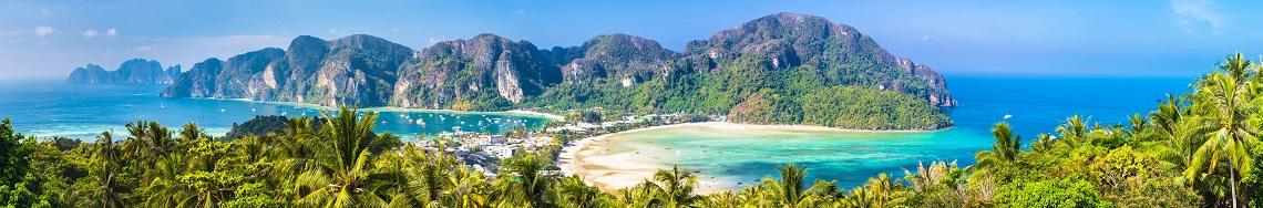 Vakantie Thailand januari